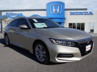 New 2019 Honda Accord LX Sedan 00190111 near Harlingen, TX