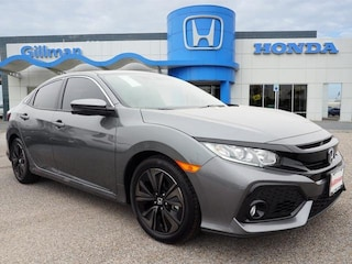 New 2019 Honda Civic EX Hatchback 00190364 near Harlingen, TX