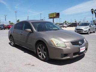 Used 2008 Nissan Maxima Sedan 0190392B near Harlingen, TX