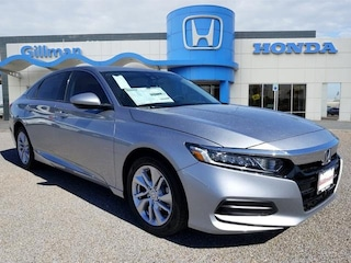 New 2019 Honda Accord LX Sedan 00190242 near Harlingen, TX