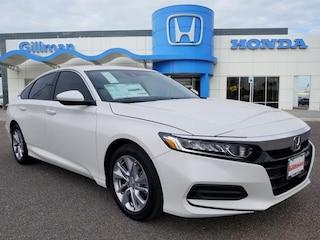 New 2019 Honda Accord LX Sedan 00190137 near Harlingen, TX