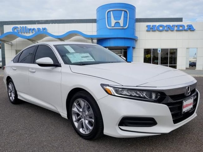 New  2019 Honda Accord LX Sedan near Harlingen, TX