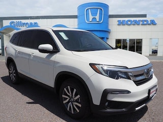 New 2019 Honda Pilot EX FWD SUV 00190513 near Harlingen, TX
