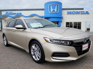 New 2019 Honda Accord LX Sedan 00190187 near Harlingen, TX