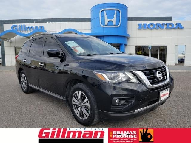 Used 2017 Nissan Pathfinder For Sale Near Harlingen Tx Atsan Benito