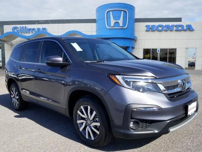 New  2019 Honda Pilot EX FWD SUV near Harlingen, TX