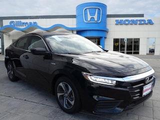 New 2019 Honda Insight LX Sedan 00190238 near Harlingen, TX