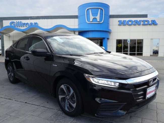 New  2019 Honda Insight LX Sedan near Harlingen, TX