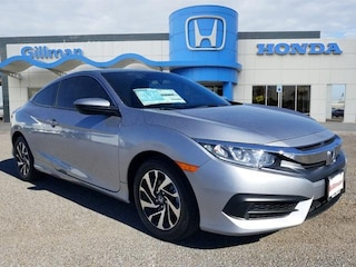 New 2018 Honda Civic LX-P Coupe 00180853 near Harlingen, TX