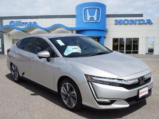 New 2018 Honda Clarity Plug-In Hybrid PLUG-IN Sedan 00180588 near Harlingen, TX