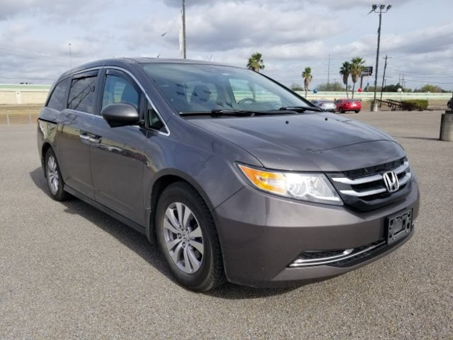 Used 2014 Honda Odyssey EX-L Van near Harlingen, TX