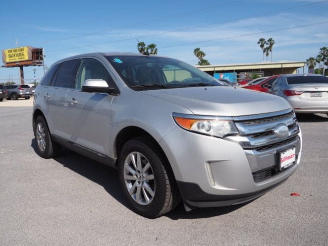 Used 2014 Ford Edge Limited SUV near Harlingen, TX