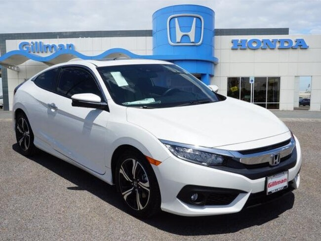 New  2018 Honda Civic Touring Coupe near Harlingen, TX