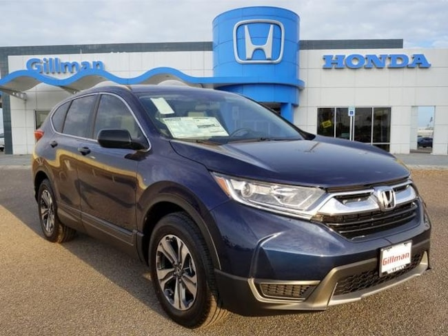 New  2019 Honda CR-V LX 2WD SUV near Harlingen, TX