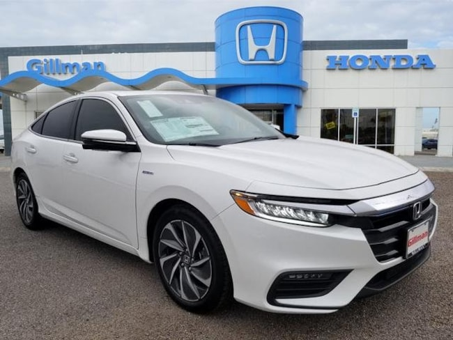 New  2019 Honda Insight Touring Sedan near Harlingen, TX