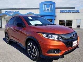 New 2019 Honda HR-V Sport 2WD SUV 00190226 near Harlingen, TX
