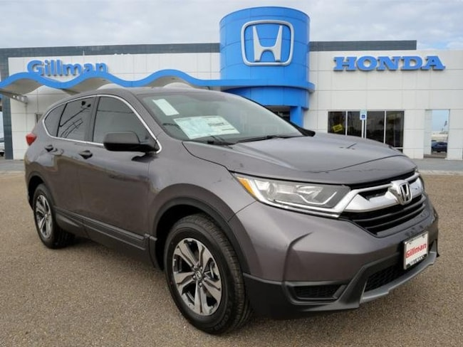 New  2019 Honda CR-V LX 2WD SUV near Harlingen, TX
