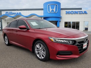 New 2018 Honda Accord LX Sedan 0P180992 near Harlingen, TX