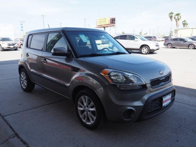Used 2013 Kia Soul + Hatchback near Harlingen, TX
