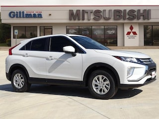 New 2019 Mitsubishi Eclipse Cross ES CUV 00M90006 near San Antonio, TX