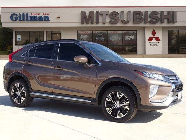 2019 Mitsubishi Eclipse Cross: Changes, Design, Specs >> New 2019 Mitsubishi Eclipse Cross Sel S Awc For Sale Near San Antonio Tx Vin Ja4at5aa2kz000591