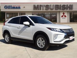New 2019 Mitsubishi Eclipse Cross ES CUV 00M90004 near San Antonio, TX