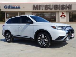 New 2019 Mitsubishi Outlander ES CUV 00M90017 near San Antonio, TX