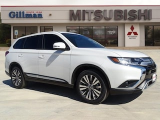 New 2019 Mitsubishi Outlander SE CUV 00M90015 near San Antonio, TX