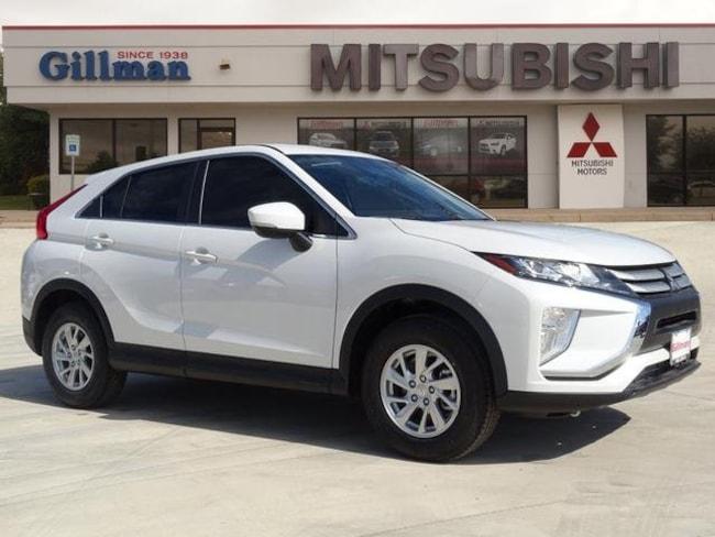New 2019 Mitsubishi Eclipse Cross ES CUV San Antonio