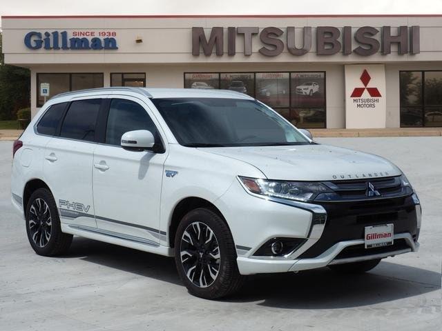 New 2018 Mitsubishi Outlander Phev Phev Sel For Sale Near San