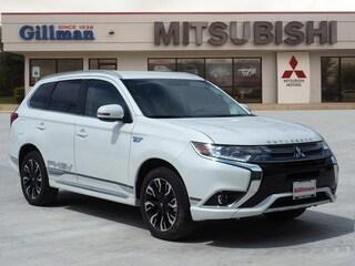 New 2018 Mitsubishi Outlander PHEV PHEV SEL CUV 00M80123 near San Antonio, TX