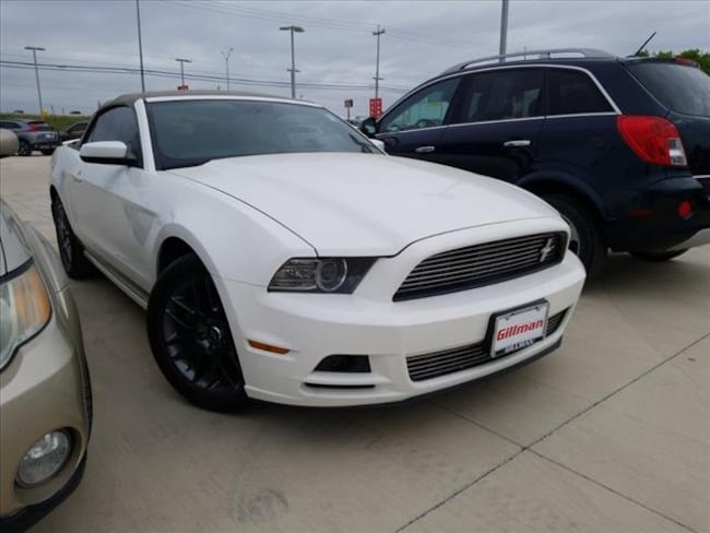 Used 2013 Ford Mustang V6 Convertible San Antonio