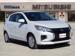 New 2021 Mitsubishi Mirage ES Hatchback ML32AUHJ9MH001412 00M10009 San Antonio