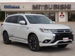 New 2018 Mitsubishi Outlander PHEV PHEV GT CUV JA4J24A50JZ031949 00M80122 San Antonio