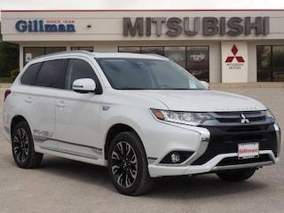 New 2018 Mitsubishi Outlander PHEV PHEV GT CUV 00M80122 near San Antonio, TX