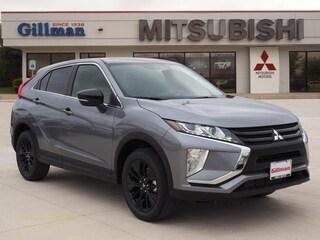 New 2018 Mitsubishi Eclipse Cross LE CUV 00M80145 near San Antonio, TX