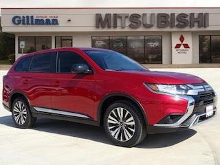 New 2019 Mitsubishi Outlander ES CUV 00M90025 near San Antonio, TX