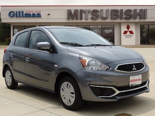 New 2019 Mitsubishi Mirage ES Hatchback 00M90053 near San Antonio, TX