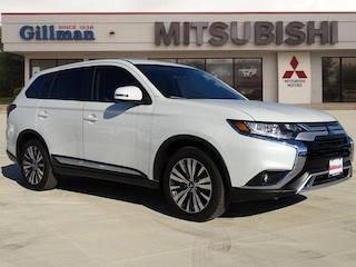 New 2019 Mitsubishi Outlander SE CUV 00M90028 near San Antonio, TX
