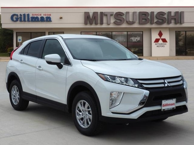 New 2018 Mitsubishi Eclipse Cross ES CUV San Antonio