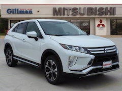 New 2018 Mitsubishi Eclipse Cross ES CUV 00M80137 near San Antonio, TX