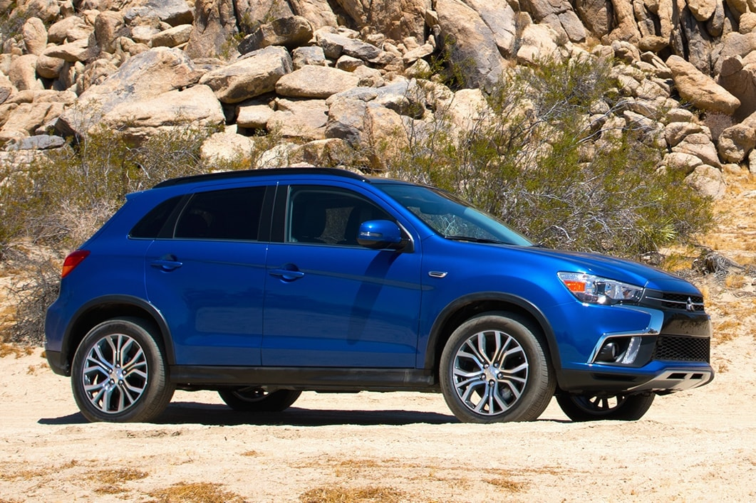 Taking Your New 2018 Mitsubishi Outlander Sport ...