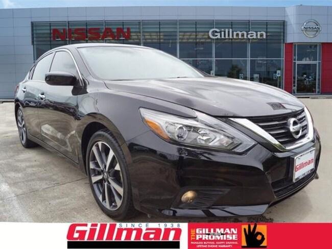 Used 2017 Nissan Altima 2.5SR 4dr Car Rosenberg, TX