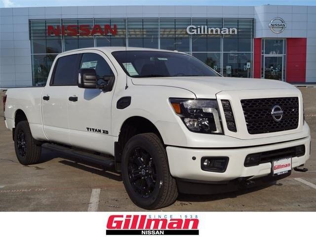 New 2018 Nissan Titan XD SV Diesel For Sale In Rosenberg, TX   VIN#  1N6BA1F41JN523597