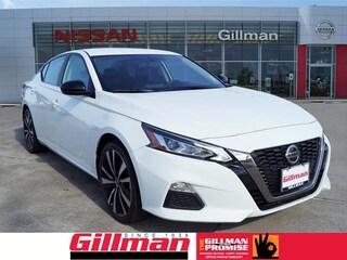 Certified Pre-Owned 2019 Nissan Altima 2.5SR 4dr Car 0E79079A in Rosenberg, TX