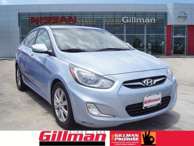 Used 2012 Hyundai Accent GLS 4dr Car Rosenberg, TX