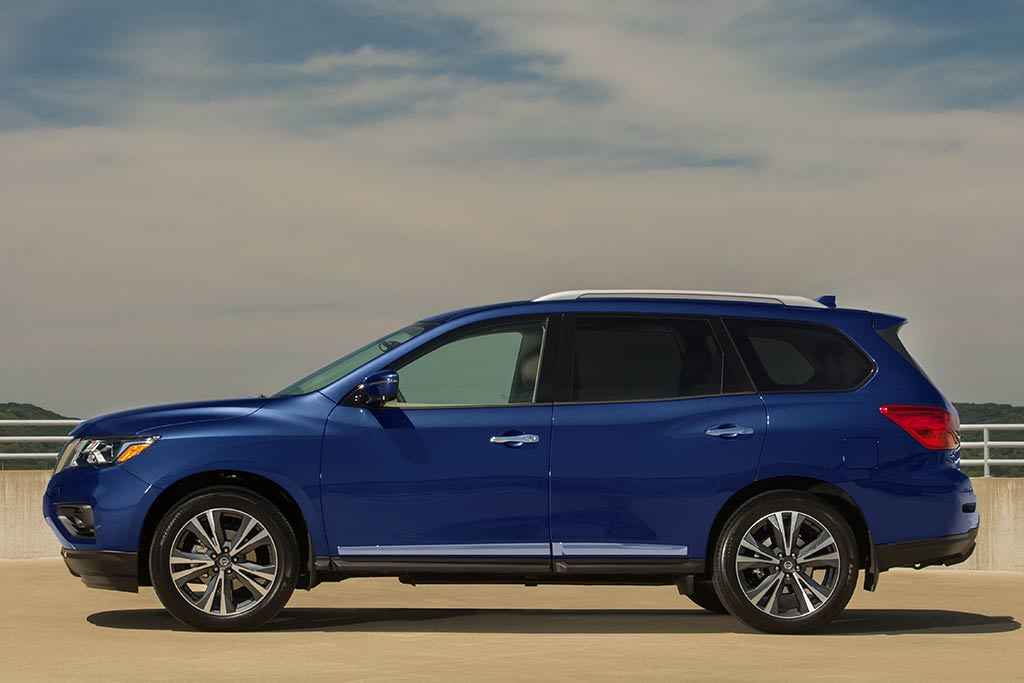 2020 Nissan Pathfinder Near Houston