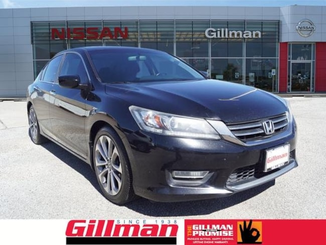 Used 2013 Honda Accord Sdn SPORT 4dr Car Rosenberg, TX