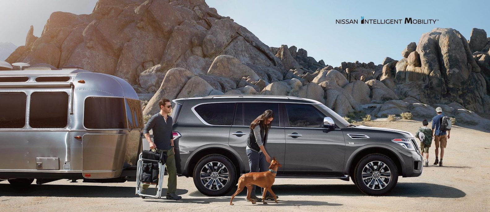 New Nissan Armada near Houston