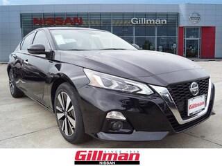New 2019 Nissan Altima 2.5 SV Sedan in Rosenberg, TX